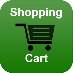 mobile app shopping cart