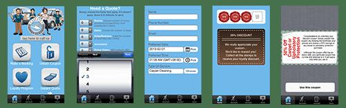 ccc mobile app screenshots
